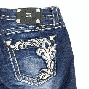 Miss Me Signature Boot Cut Jeans size 29